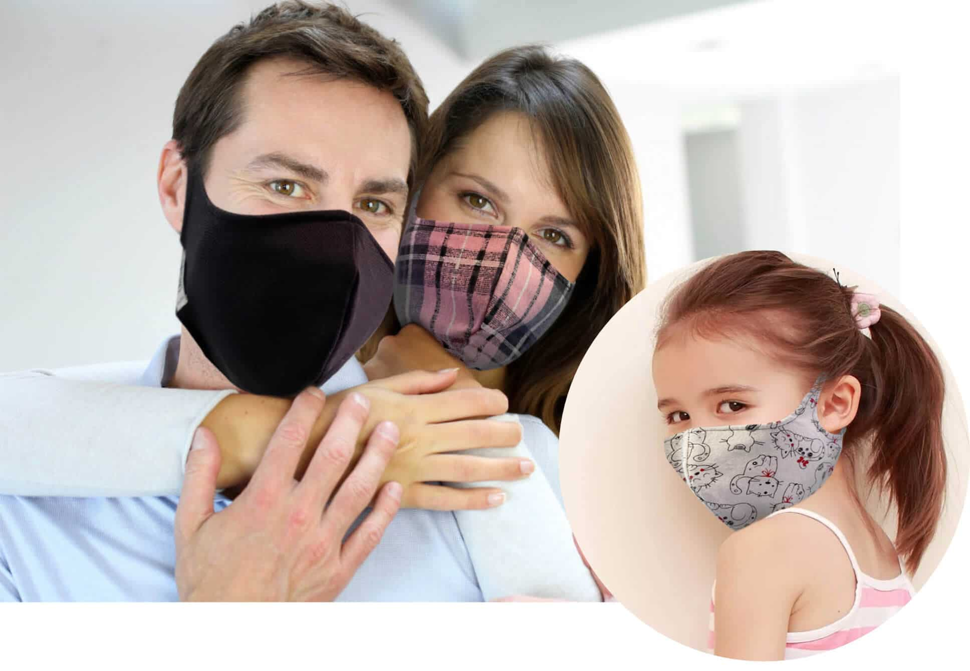 Lucho's Handmade Cloth Face Masks Houston