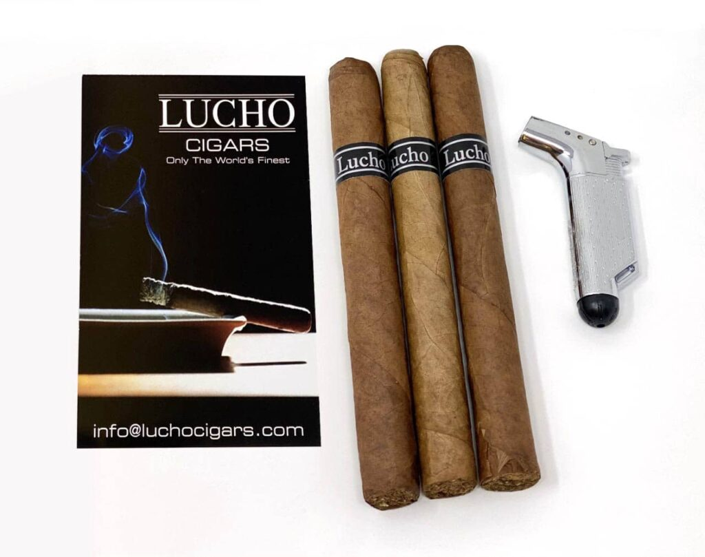 Lucho Cigars Membership Level One