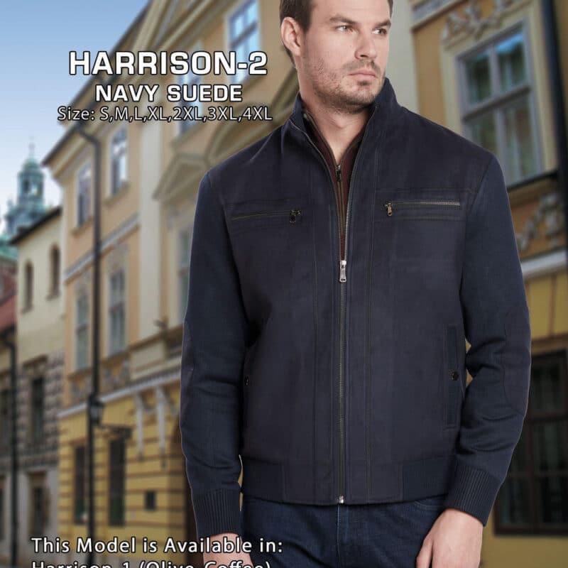 Harrison 2 Navy