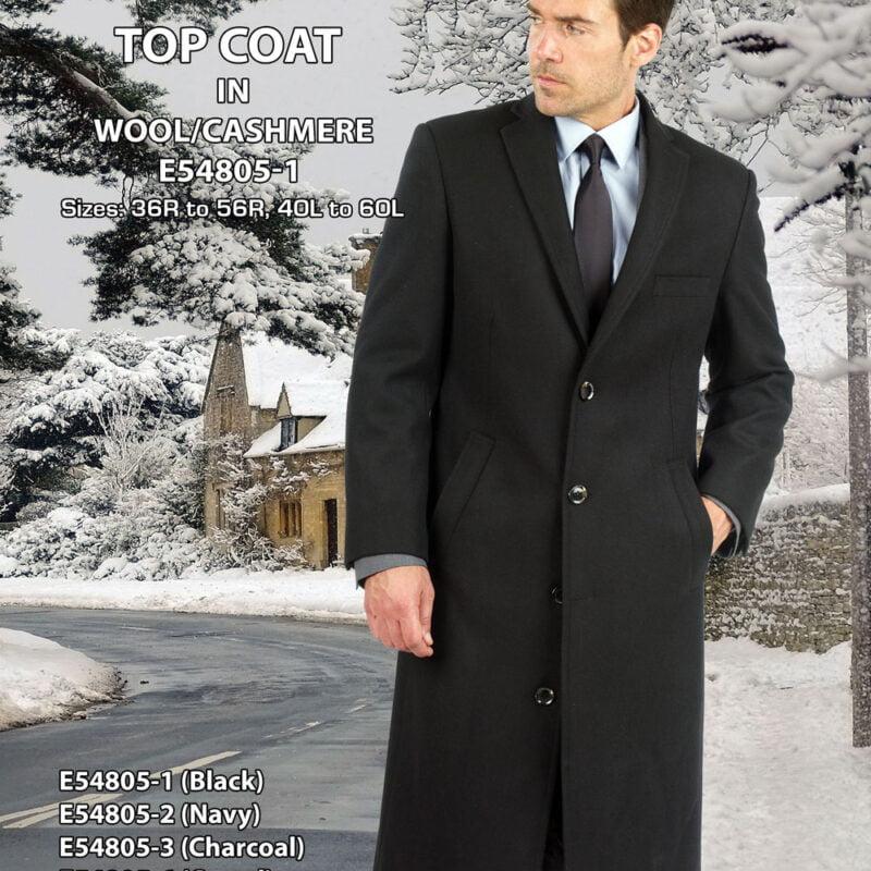 Topcoat Black
