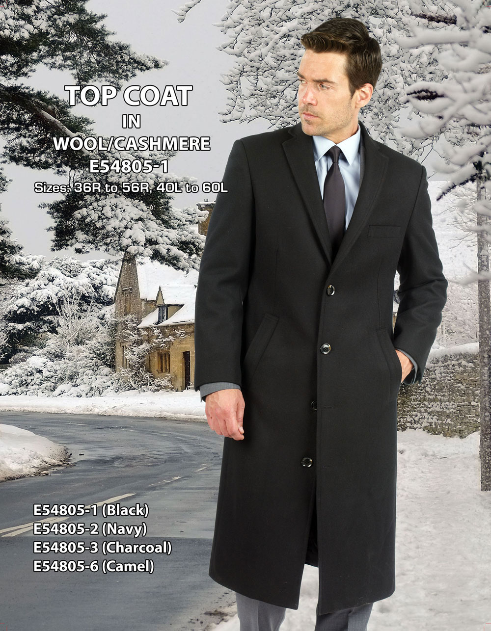 Topcoat Black